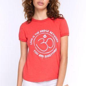 Spiritual Gangster Shrunken Tee T-shirt Medium